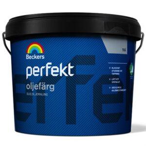 Beckers Perfekt Oliemaling 10 Liter