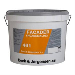 Beck og Jørgensen 461 Facademaling Helmat 9 Liter