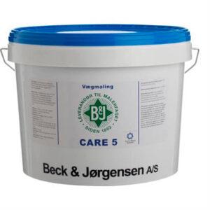 Beck og Jørgensen Care 5 Allergivenlig Vægmaling
