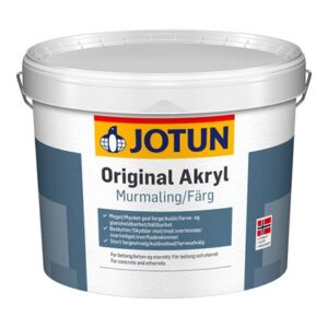 Jotun Mur Akryl Facademaling