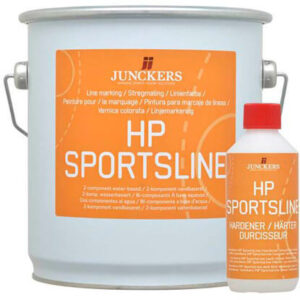 Junckers HP Sportsline Stregmaling