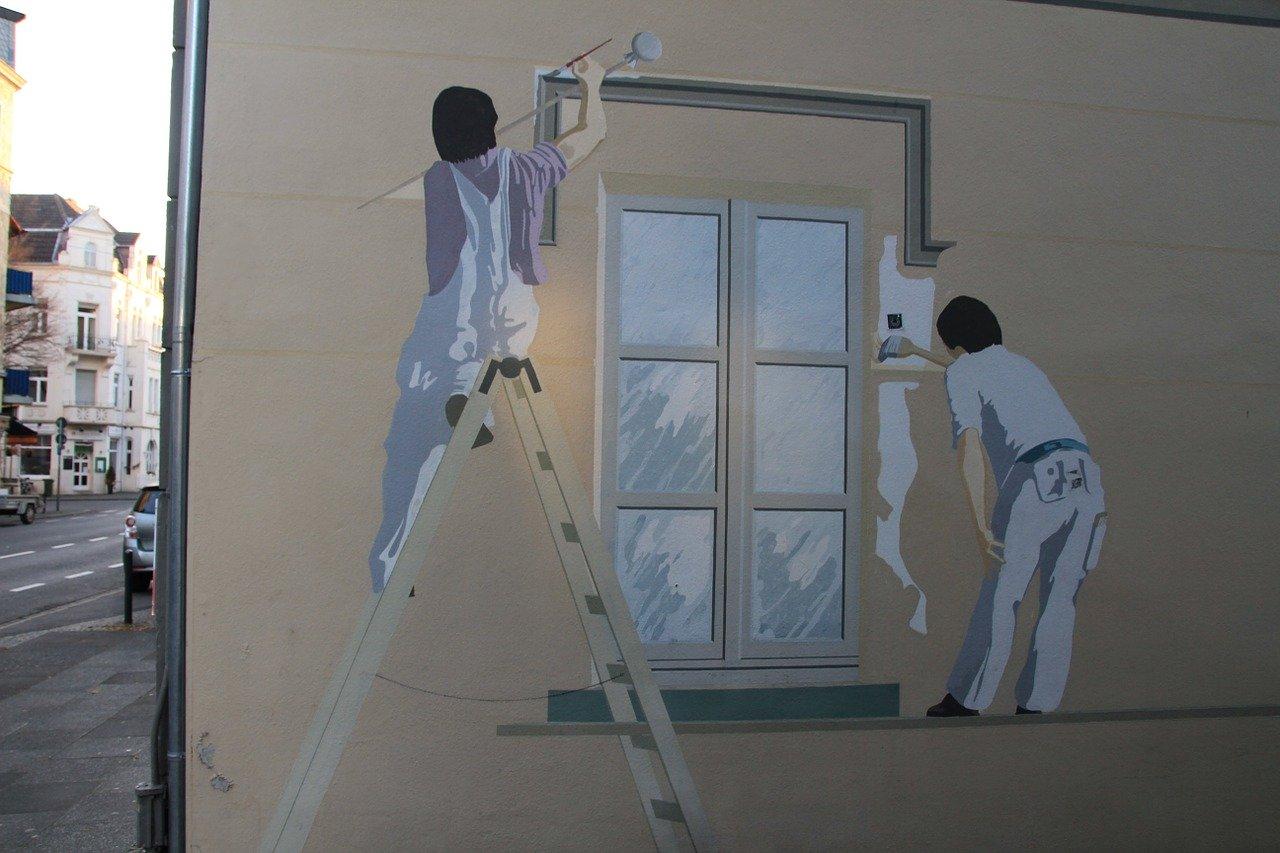 sådan vælger du den rigtige maling til vedligeholdelse af dine vinduer