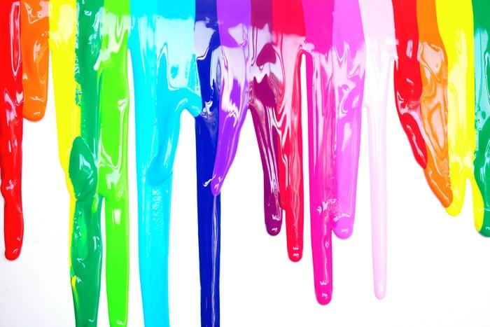 Maling i friske farver